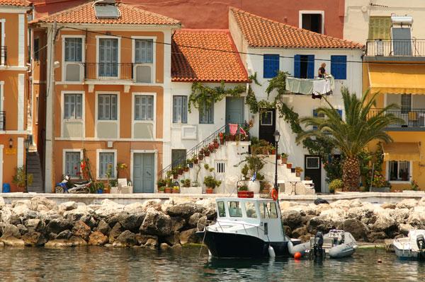Paxos – Die abgespaltene Insel